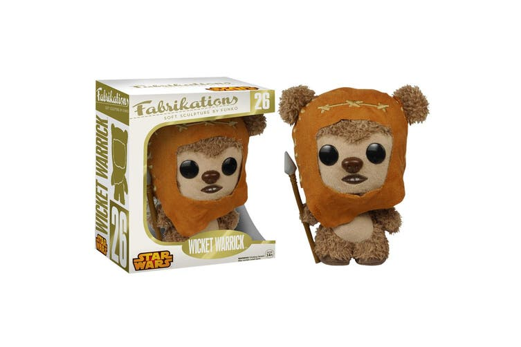 Star Wars Wicket Fabrikations Plush