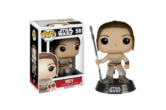 Star Wars Rey Episode VII the Force Awakens Pop! Vinyl
