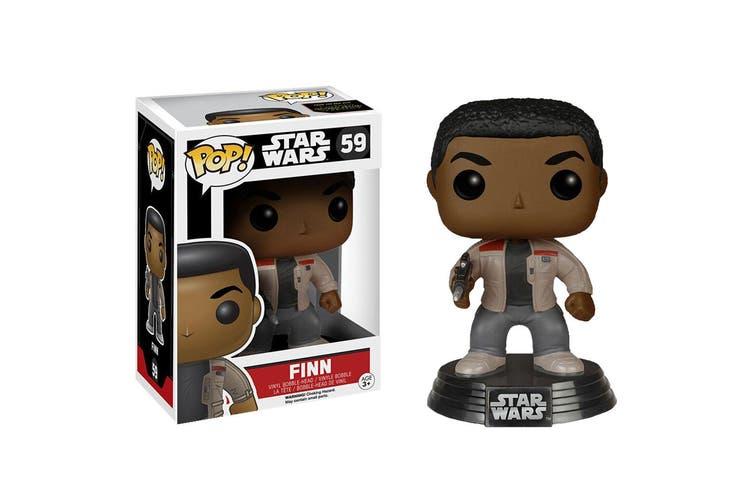 Star Wars Finn Episode VII the Force Awakens Pop! Vinyl