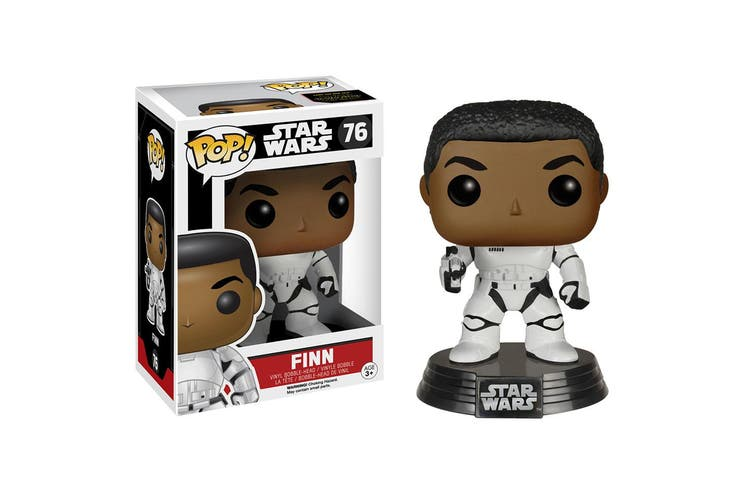 Star Wars Finn Stormtrooper Episode VII Force Awakens US Pop