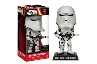 Star Wars 1st Ord Flametrooper 7 Force Awakens Wacky Wobbler