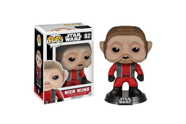 Star Wars Nien Nunb Episode VII the Force Awakens Pop! Vinyl