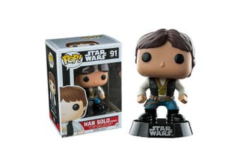 Star Wars Han Solo Ceremony US Exclusive Pop! Vinyl