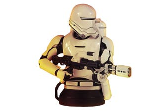 Star Wars Flametrooper Episode VII Force Awakens Mini Bust