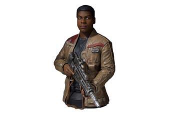 Star Wars Finn Episode VII the Force Awakens Mini Bust