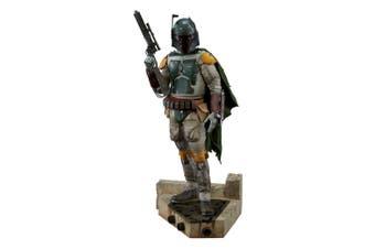Star Wars Boba Fett VI Return of Jedi Premium Format 1:4 Sta