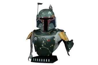 Star Wars Boba Fett Life-Size Bust