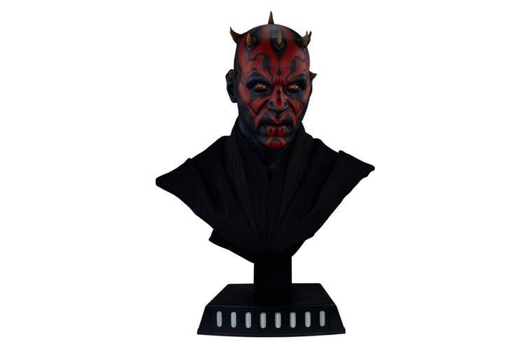 Star Wars Darth Maul Life-Size Bust