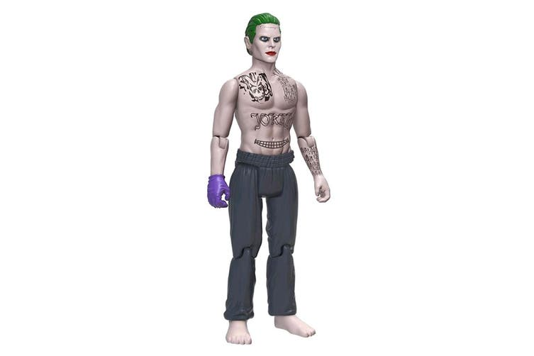 Suicide Squad Shirtless Joker Action Figure