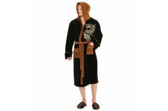 Suicide Squad Killer Croc Hoodless Robe