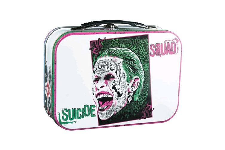 Suicide Squad Harley and Joker Lunchbox