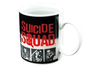 Suicide Squad SKWAD Heat Changing Mug
