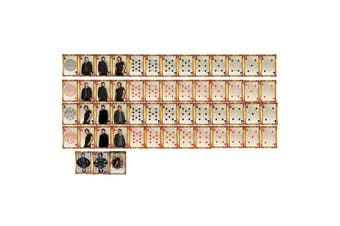 Supernatural Playing Cards Deck