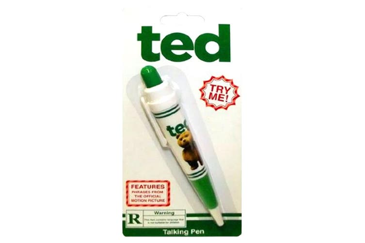 Ted Talking Pen