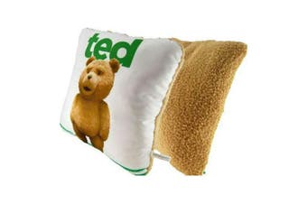 Ted 2 Head Pillow with Sound (Explicit)