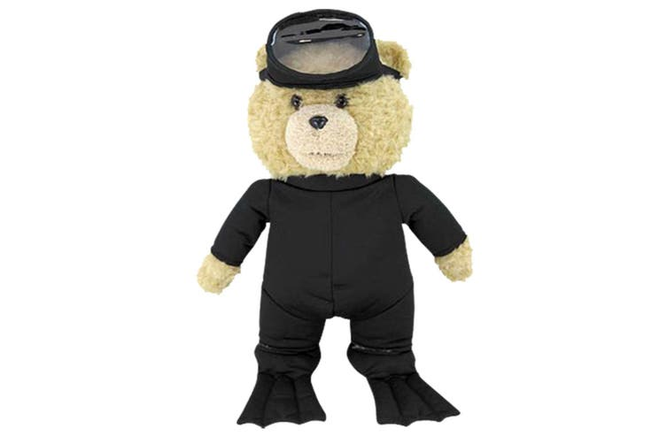 """Ted 2 24"""" Movie Size Plush Scuba Outfit"""