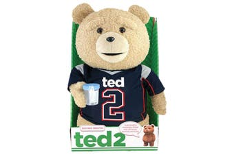 """Ted 2 16"""" Animated Plush Jersey Outfit"""