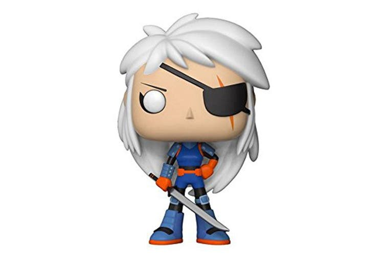 Teen Titans Go! Rose Wilson US Exclusive Pop! Vinyl