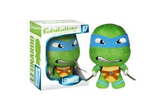 Teenage Mutant Ninja Turtles Leonardo Fabrikations Plush