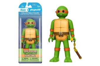 Teenage Mutant Ninja Turtles Michelangelo Playmobil