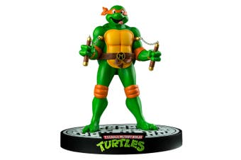 """Teenage Mutant Ninja Turtles Michelangelo 12"""" Ltd Ed Statue"""