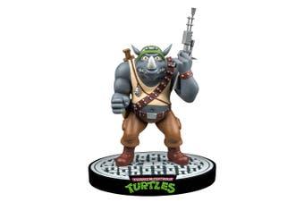 """Teenage Mutant Ninja Turtles Rocksteady 12"""" Ltd Ed Statue"""