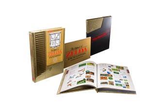 Legend of Zelda Encyclopedia Deluxe Hardcover