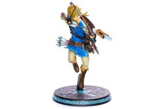 "The Legend of Zelda Breath of the Wild 10"" Link PVC Statue"