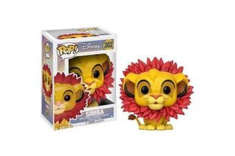 The Lion King Simba (Leaf Mane) Pop! Vinyl