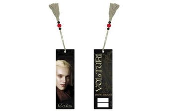The Twilight Saga New Moon Bookmark Caius (Volturi)