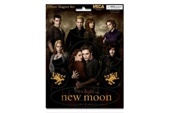 The Twilight Saga New Moon Magnet Sheet Cullen Family