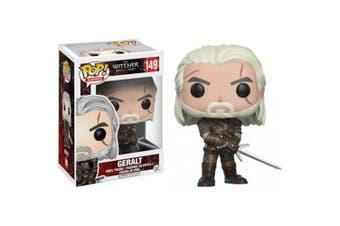 The Witcher Geralt Pop! Vinyl