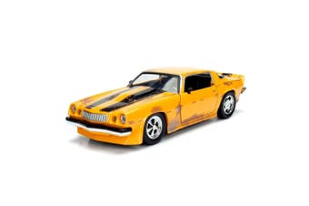 Transformers 1977 Chevy Camaro 1:24 Hollywood Rd Diecast Veh
