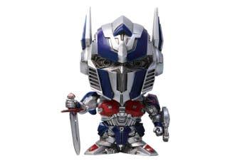 "Transformers 5 The Last Knight Optimus Prime 4"" Metal Figure"