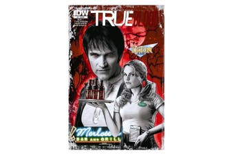 True Blood Comic #4 (Australian Exclusive)