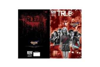 True Blood Comic #5 (Australian Exclusive)