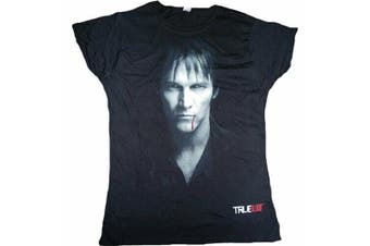 True Blood Bill Portrait Female T-Shirt
