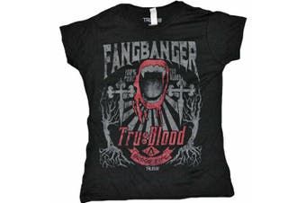 True Blood Fangbanger Female T-Shirt