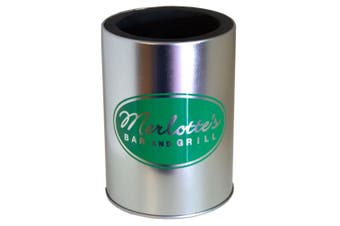 True Blood Merlotte's Bar Metal Can Cooler