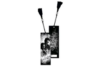 Twilight Bookmark (Edward & Bella Distressed)