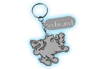 Twilight Keychain Metal/Bag Clip (Edward)