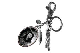 Twilight Keyring / Bag Clip Charm (Jacob)