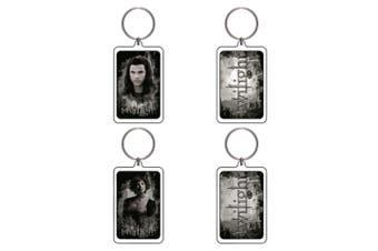 Twilight Lucite Keychain C&D (Jacob & Alice BTS)
