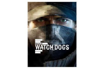Watch Dogs the Art of Watch Dogs Hardcover Book