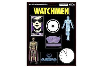 Watchmen Magnet Sheet Dr Manhattan & Ozymandias