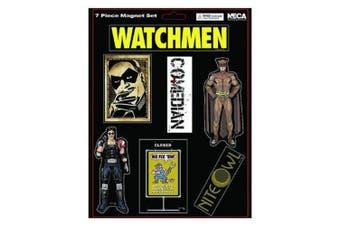 Watchmen Magnet Sheet Comedian / Nite Owl