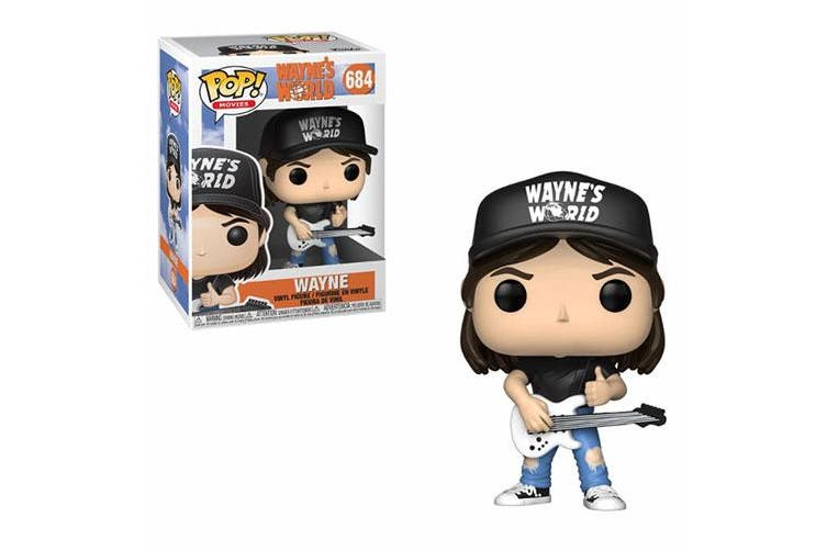 Wayne's World Wayne Pop! Vinyl