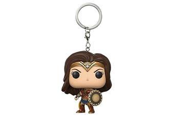 Wonder Woman Movie Pocket Pop! Keychain