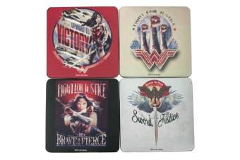 Wonder Woman Movie Coaster Set