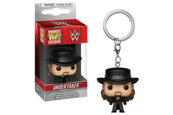 WWE the Undertaker Pocket Pop! Keychain